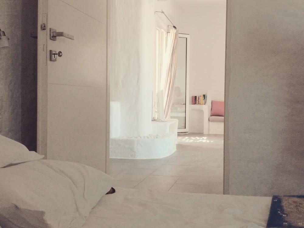 Hotel del Mar på Milos