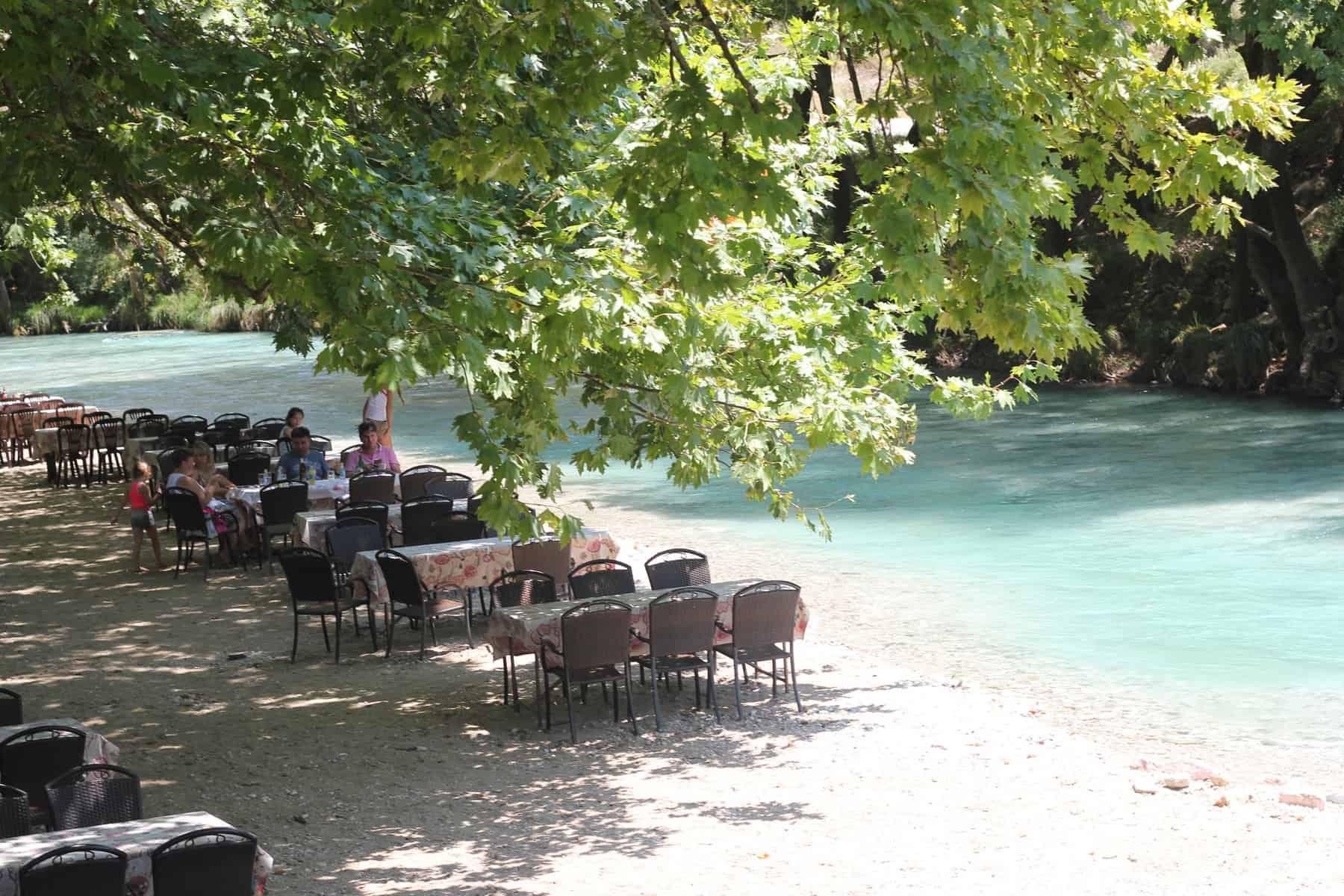 river, flod, greece, grekland, hiking, vandra
