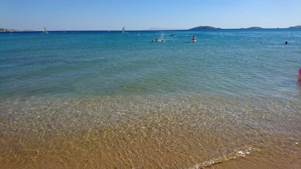 Andros, greece, beach, strand, grekland